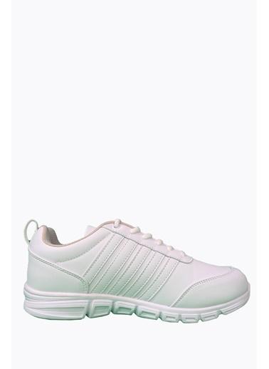 Derigo Siyah Erkek Spor Ayakkabı 702011 Beyaz